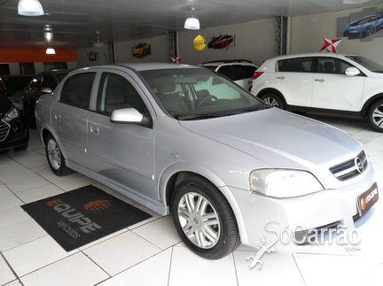 GM - Chevrolet ASTRA SEDAN - astra sedan CD 2.0 8V AT