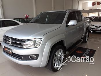 Volkswagen amarok cd HIGHLINE 4X4 2.0 BI-TDi AT