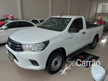 Toyota hilux cs 4X4 2.8 TB MT