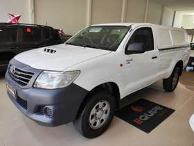 Toyota HILUX CS - hilux cs 4X4 3.0 TB-IC 16V MT