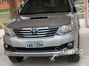 Toyota hilux sw4 4X4 3.0 TB