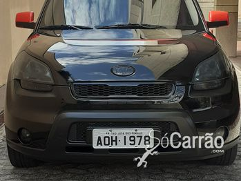 KIA SOUL EX(Rodas18) 1.6 16V AT