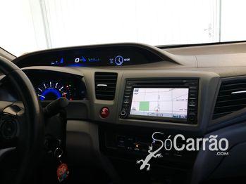 Honda civic EXS 1.8 16V AT