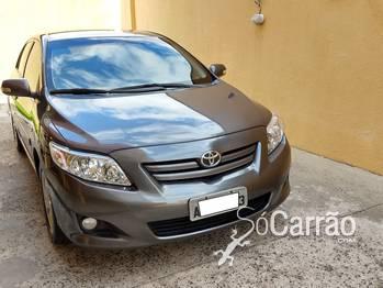 Toyota corolla XEi 1.8 16V AT