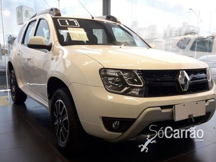 Renault DUSTER - duster DYNAMIQUE 2.0 16V AT HIFLEX