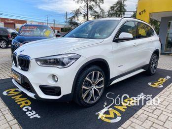 BMW x1 xDrive25i SPORT 4X4 2.0 TB 16V