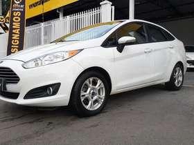 Ford NEW FIESTA SEDAN - new fiesta sedan SE 1.6 16V 125CV P.SHIFT