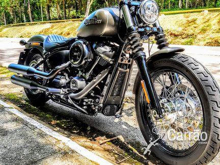 Harley Davidson STREET BOB - street bob FXBB 2019