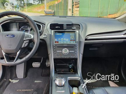 Ford FUSION - FUSION TITANIUM AWD 2.0 16V GTDi AT