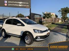 Volkswagen CROSSFOX - crossfox CROSSFOX 1.6 16V MSi