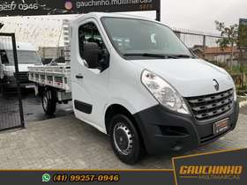 Renault MASTER CHASSI CAB - master chassi cab MASTER CHASSI CAB L2H1 2.3DCI 16V