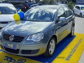 Volkswagen POLO SEDAN - polo sedan 1.6 8V