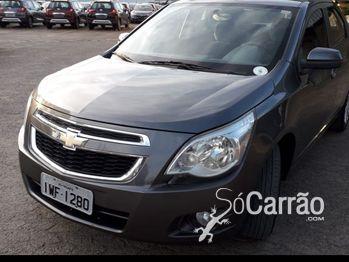 GM - Chevrolet cobalt LTZ 1.4 8V ECONOFLEX