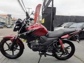 Yamaha YS 150 - ys 150 FAZER SED