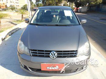 Volkswagen POLO SEDAN COMFORTLINE 2.0 8V