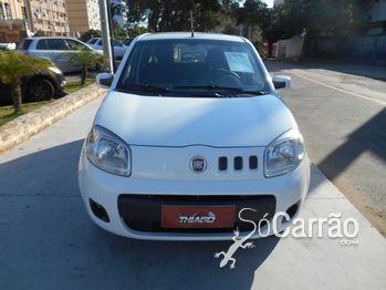 Fiat uno ECONOMY 1.4 8V EVO