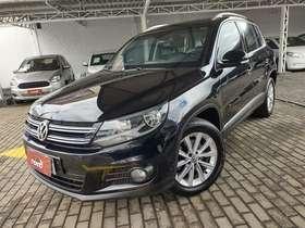 Volkswagen TIGUAN - tiguan 1.4 TSi DSG