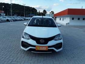 Toyota ETIOS SEDAN - etios sedan X PLUS 1.5 16V AT