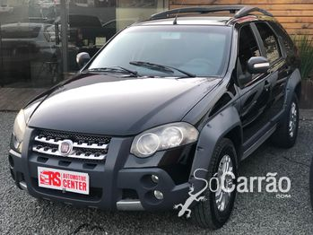 Fiat PALIO WEEKEND ADVENTURE(Locker) 1.8 16V