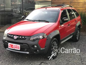 Fiat PALIO WEEKEND ADVENTURE LOCKER 1.8 8V