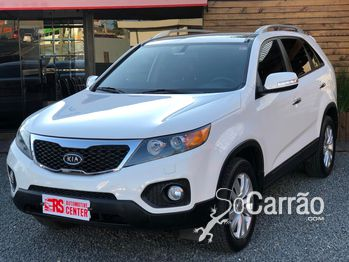 KIA sorento EX 4X4 3.5 V6 24V AT