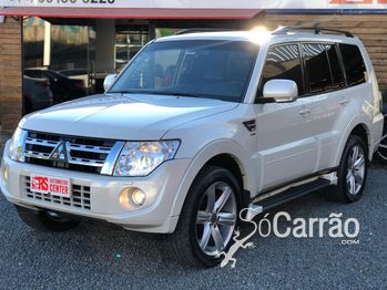 Mitsubishi PAJERO FULL HPE 4X4 3.2 TB-IC AT