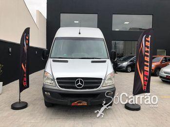 Mercedes sprinter 415-cdi VAN LOTACAO T.ALTO 16LUG 2.2 BI-TB