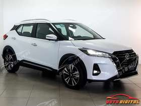 Nissan KICKS - kicks EXCLUSIVE 1.6 16V CVT