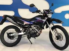 Yamaha XTZ 125 - xtz 125 E