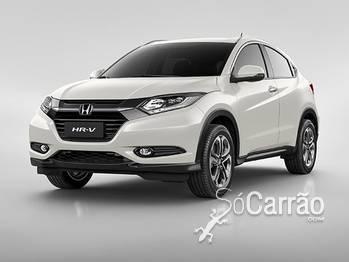 Honda HR-V TOURING 1.8 16V CVT FLEXONE