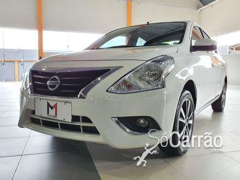 Nissan versa flex SL 1.6 16V