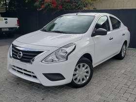 Nissan VERSA V-DRIVE - versa v-drive VERSA V-DRIVE SPECIAL EDITION 1.6 16V CVT XTRONIC