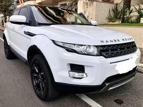 Land Rover RANGE ROVER EVOQUE - range rover evoque PURE 2.0 TB-Si4