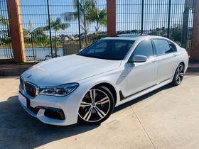 BMW 750LI - 750li 750Li M SPORT 4.4 TW-TB V8