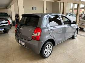 Toyota ETIOS HATCH - etios hatch ETIOS HATCH 1.3 16V
