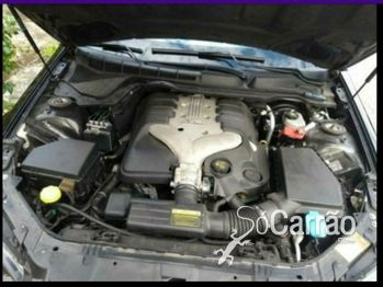 GM - Chevrolet OMEGA FITTIPALDI 3.6 SFI V6 AT
