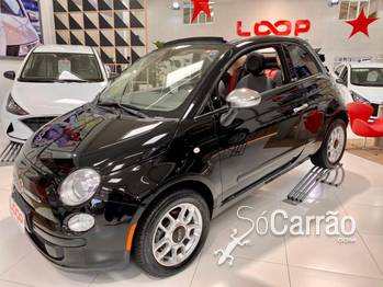 Fiat 500 cabrio 1.4 8V DUALPLUS