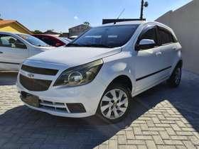 GM - Chevrolet AGILE - agile LT 1.4 8V ECONOFLEX