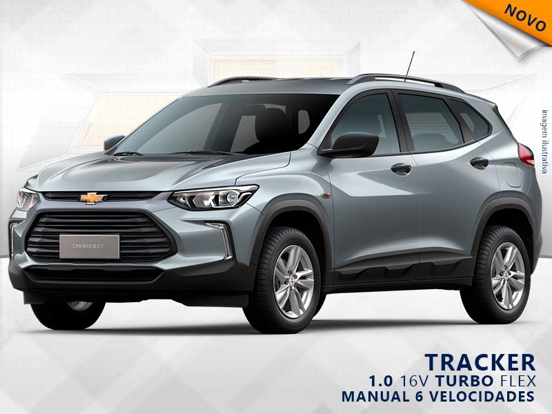 GM - Chevrolet tracker 1.0 TURBO 12V MT