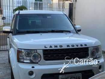 Land Rover discovery 4 SE 4X4 3.0 TDV6 AT