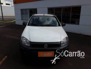 Fiat strada cd HARD WORKING 1.4 8V
