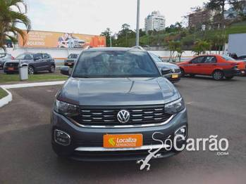 Volkswagen t-cross HIGHLINE 250 1.4 TSI AT6