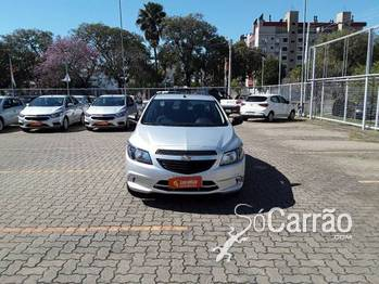 GM - Chevrolet prisma JOY 1.0 VHC-E 8V FLEXPOWER