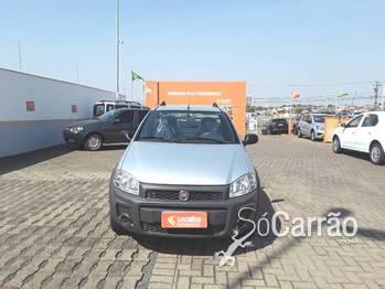 Fiat strada cd HARD WORKING 1.4 8V
