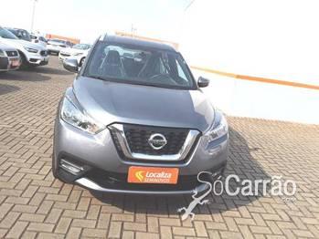 Nissan kicks SV 1.6 16V