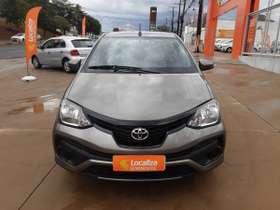 Toyota ETIOS SEDAN - etios sedan X PLUS 1.5 16V