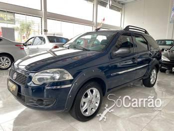 Fiat PALIO WEEKEND TREKKING 1.8 8V