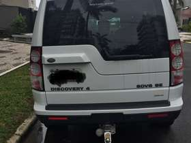 Land Rover DISCOVERY 4 - discovery 4 SE(BlackAndWhite) 4X4 3.0 TDV6 AT