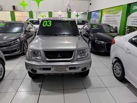 Mitsubishi PAJERO TR4 - pajero tr4 4X4 2.0 16V AT
