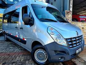 Renault MASTER CHASSI CAB - master chassi cab L2H1 2.3DCI 16V